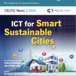 ICT for Smart Sustainable Cities – Eurescom message Winter 2020